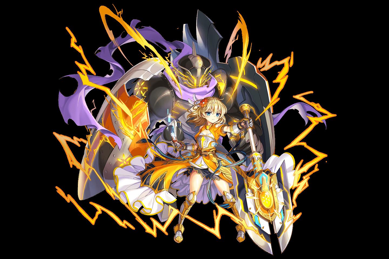 (Lightning Cut Princess) Kishar