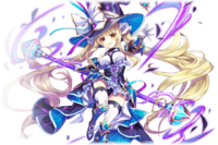(Shadow Staff Warrior) Scathach Close