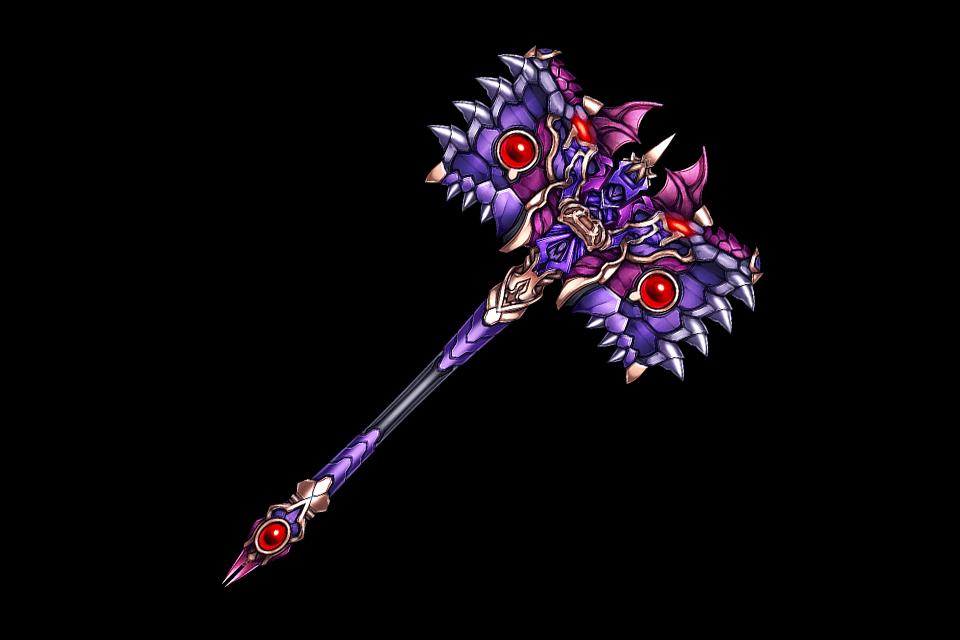Double Poison Hammer Baena Cross