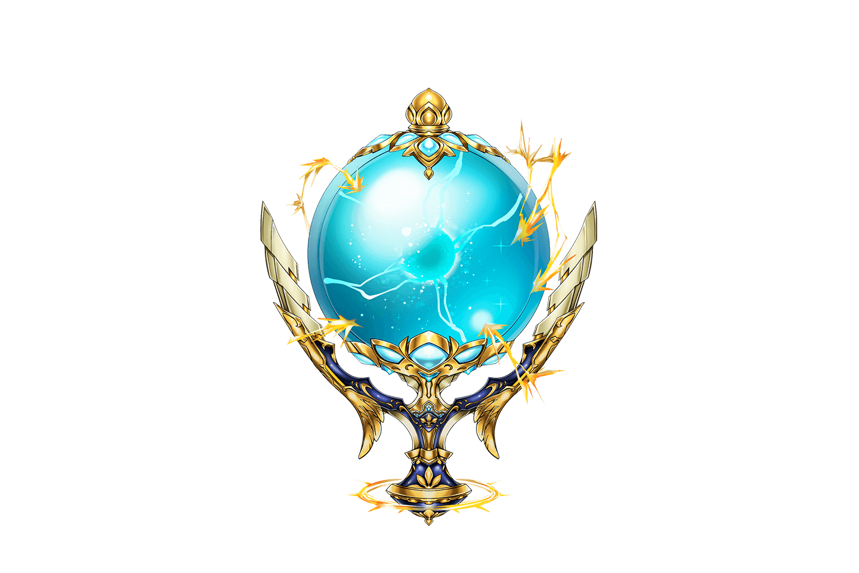 Fantasy Sphere Positron Orb