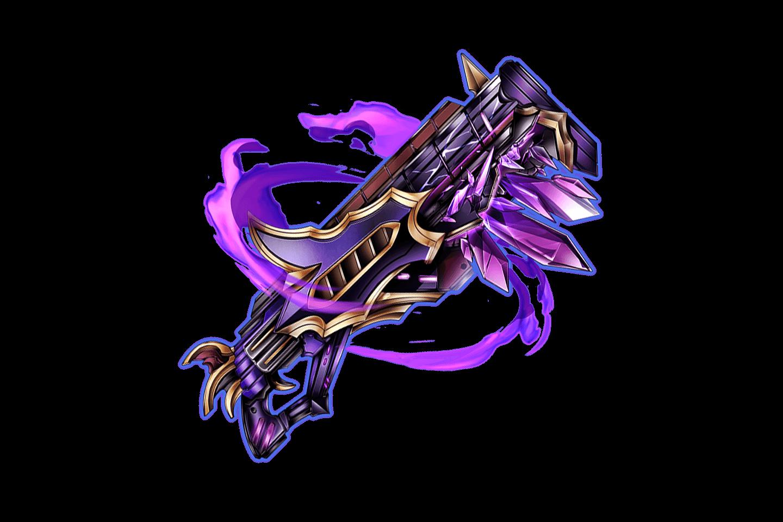 Crystal Gun Summons Trigger
