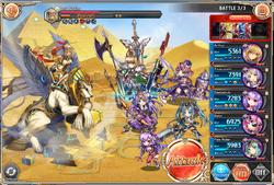 Sphinx - Battle