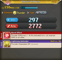 FLB Electric Enforcer +99