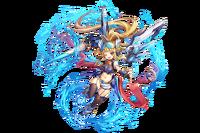 (Furious Aqua Lace) Mihr