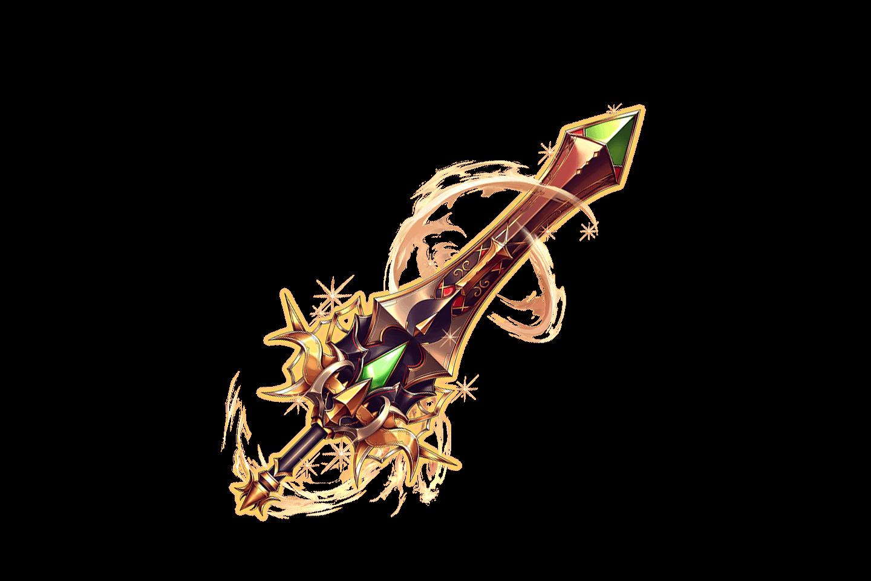 Lord Sword King Regalia