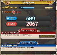 MLB Yatagarasu +99