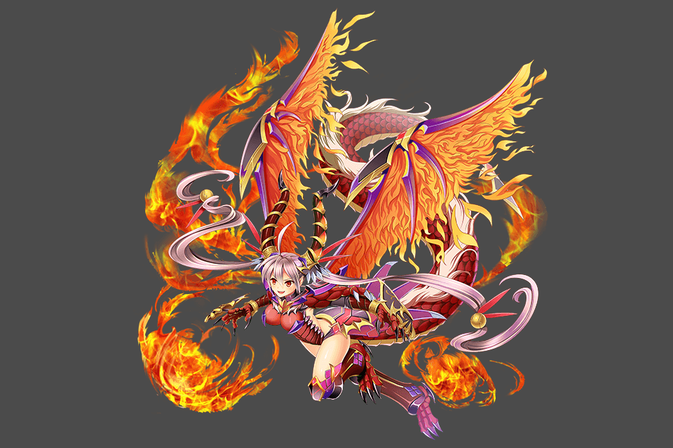 Ignited Dragoon
