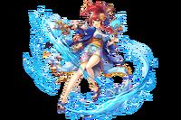 (Aqua Blade Teppanyaki Chef) Mithra