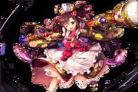 (Black Lily Princess) Kushinada Close