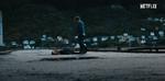 Ragnarok S02EP01 Magne stands over a dead Vidar