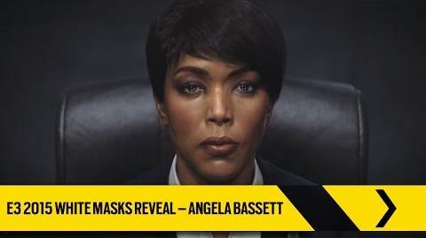Tom Clancy's Rainbow Six Siege - Oficial - Los Máscaras Blancas - Angela Bassett ES