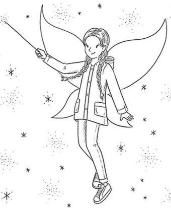 Greta The Earth Fairy Rainbow Magic Wiki Fandom