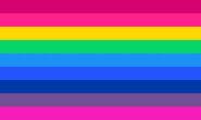 Multisexual Pride Flag
