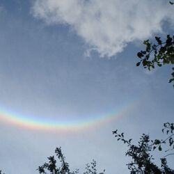 Upside-down Rainbow