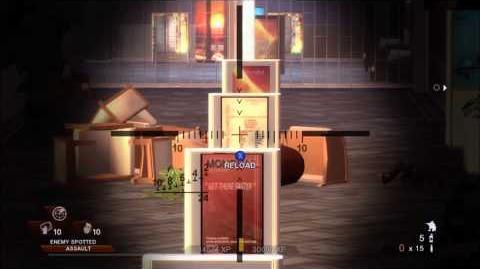 PSG1 - Rainbow Six Vegas 2
