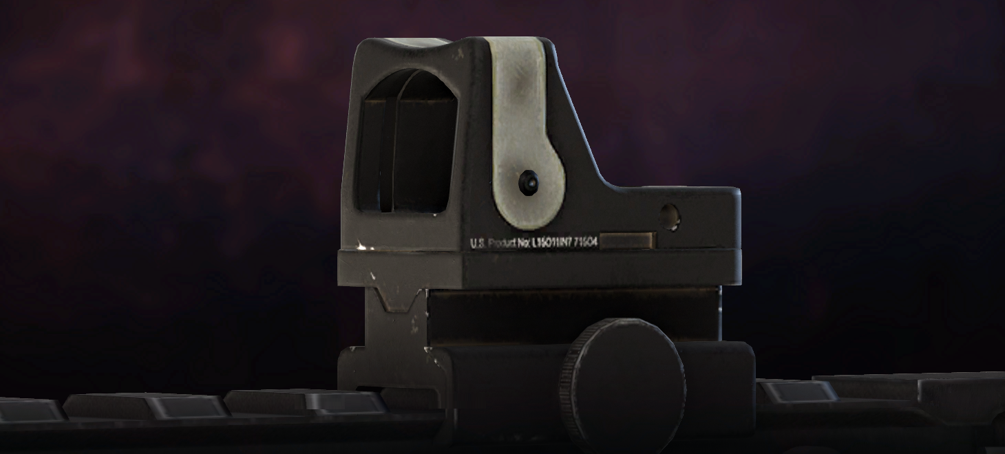 Red Dot Sight Rainbow Six Wiki Fandom