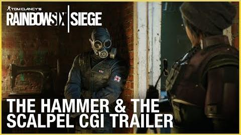 Rainbow Six Siege: The Hammer and the Scalpel