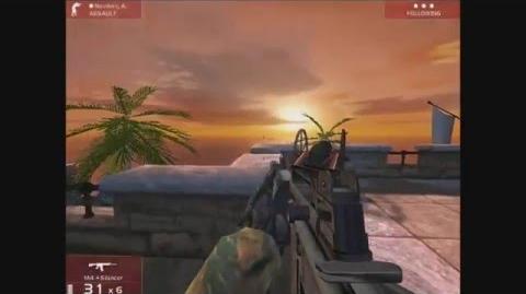 Tom Clancy's Rainbow Six 3 Athena Sword --Operation- Proud Flag--