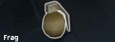 Frag Grenade/Lockdown