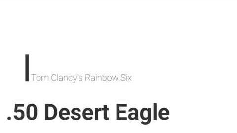 Rainbow Six-