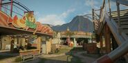 Siege Theme Park 1