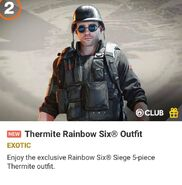 Thermite The Division 2