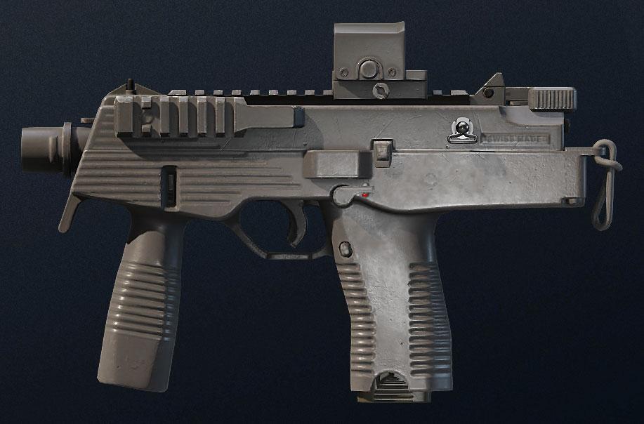 MP9/Siege
