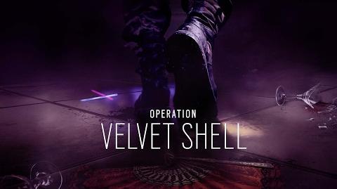 Tom Clancy's Rainbow Six Осада – Трейлер Velvet Shell