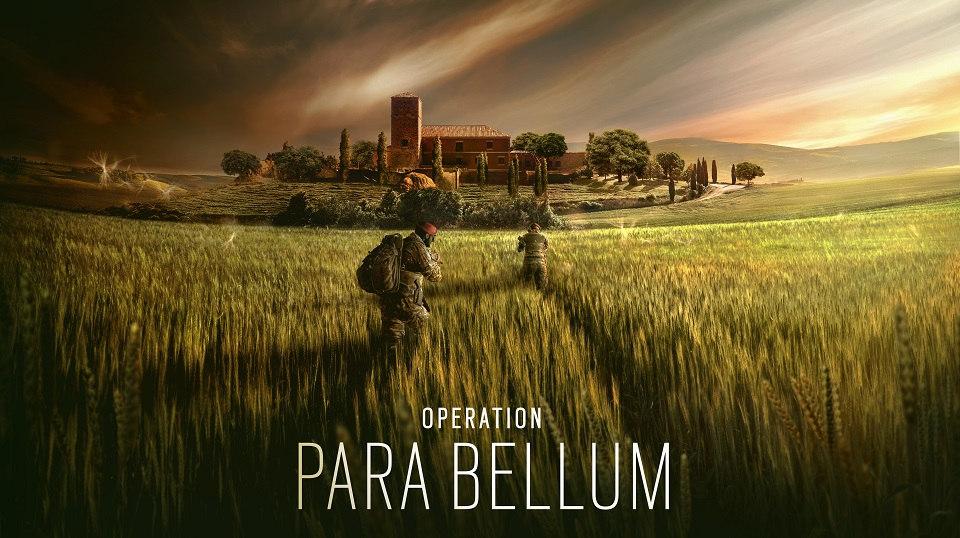 Tom Clancy's Rainbow Six Siege: Operation Para Bellum