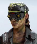 Caveira Ocular Scales Headgear