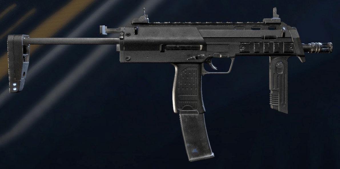 MP7/Siege