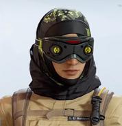 Nomad Ocular Scales Headgear