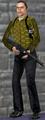 Russian Gangster in Georgia