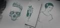 Ela Sketches