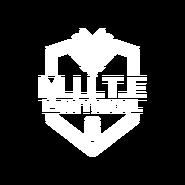 Mute Protocol White Logo