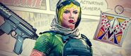 104.Valkyrie in the Sunday Comics Bundle
