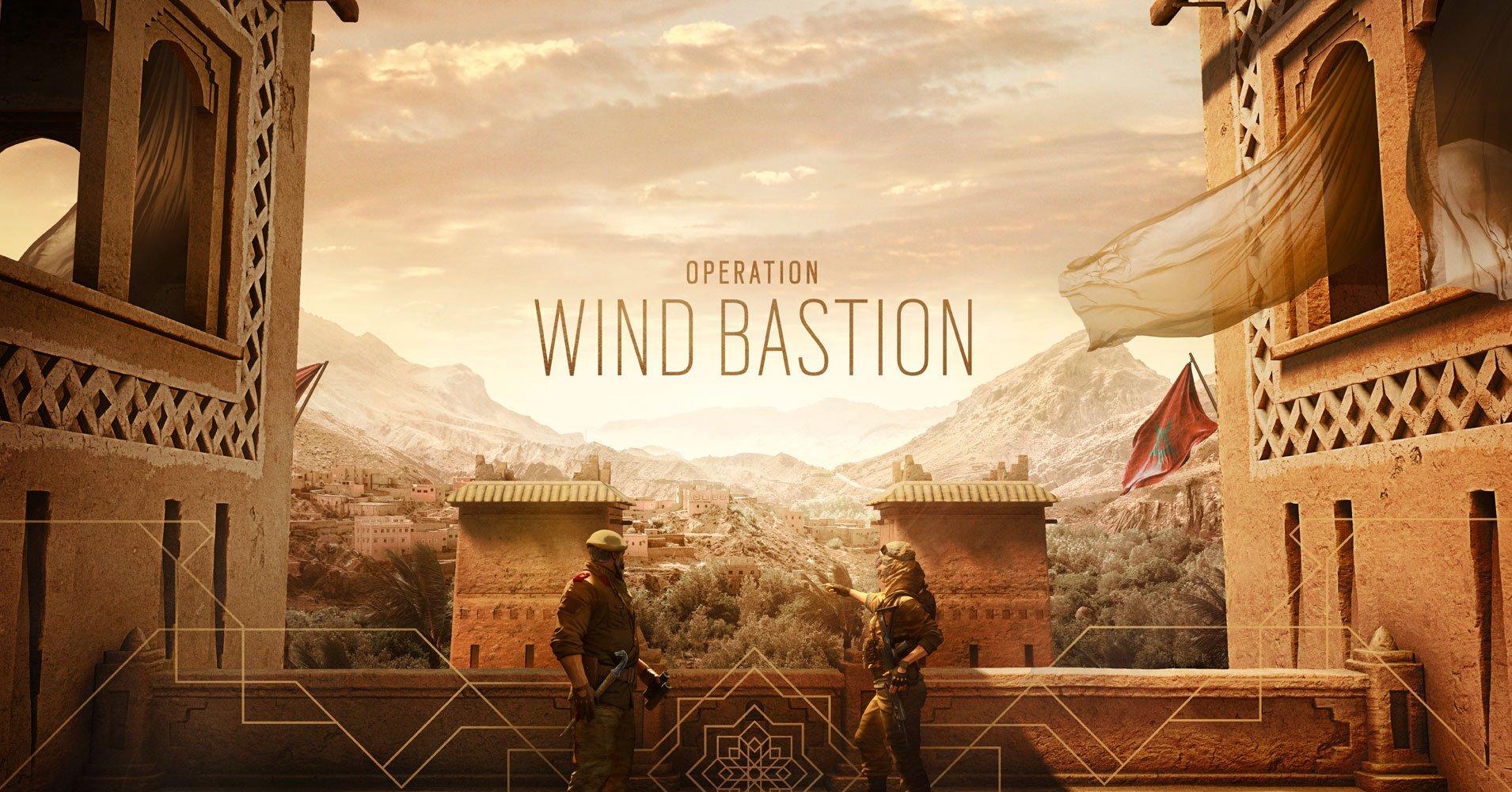 Tom Clancy's Rainbow Six Siege: Operation Wind Bastion