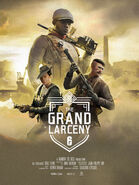 The Grand Larceny Poster
