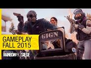 Tom Clancy's Rainbow Six Siege Official - Gameplay Trailer Fall 2015 -NA-