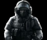 Blitz Portrait