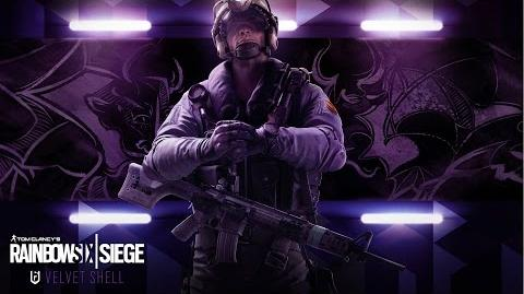 Tom Clancy's Rainbow Six Осада – Velvet Shell оперативник Jackal