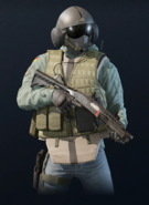 R6 Jager M870