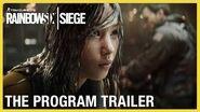 Rainbow Six Siege- The Program Trailer - Six Invitational 2020 - Ubisoft -NA-