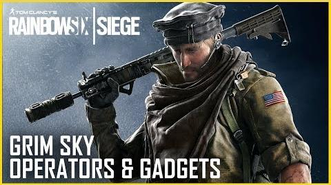 Rainbow Six Siege Grim Sky Operators Gameplay and Gadget Starter Tips News Ubisoft NA