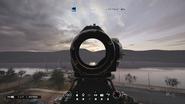 NATO Red Dot Raised