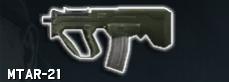 MTAR-21/Lockdown