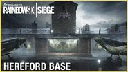 Rainbow Six Siege Operation Grim Sky - Hereford Base Trailer Ubisoft NA