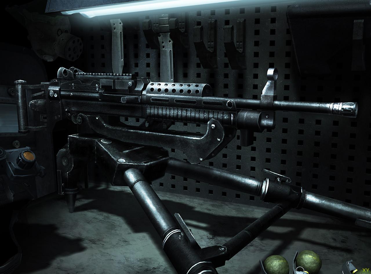 M249/Vegas