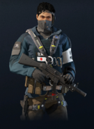 R6 Echo MP5SD