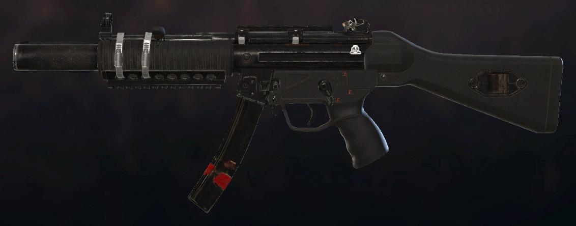 MP5SD/Siege